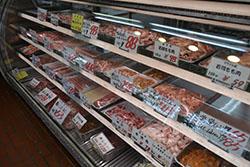 調布市国領のお肉屋さん、稲毛屋精肉店
